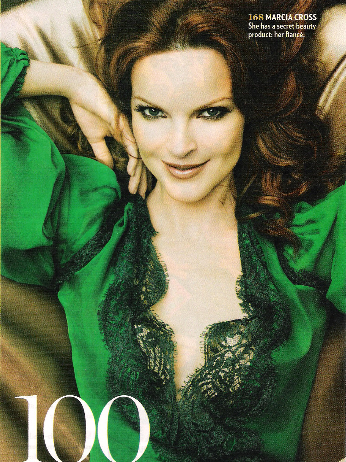 Marcia Cross - Picture Actress