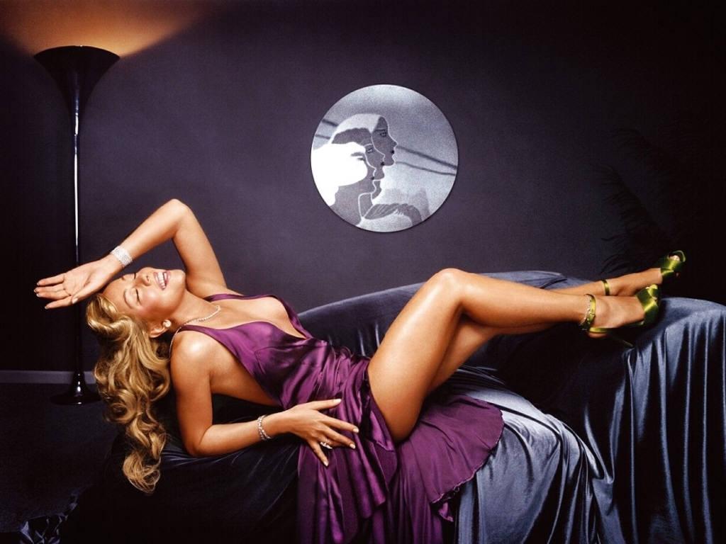 Mariah Carey - Wallpaper Actress