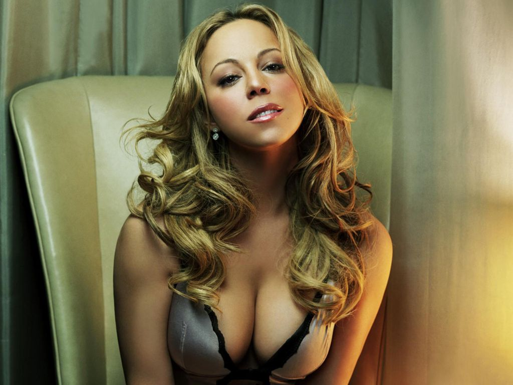 Mariah Carey - Actress Wallpapers