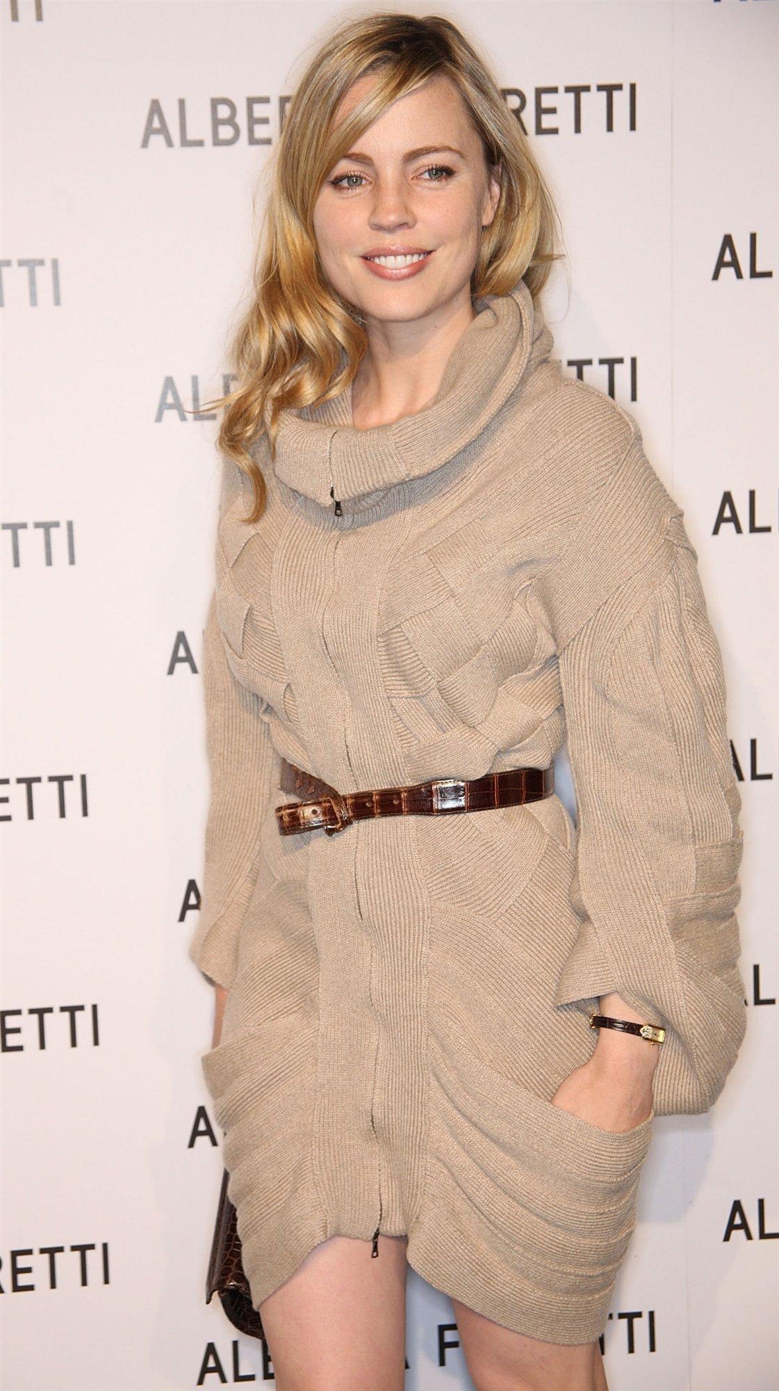 Melissa George