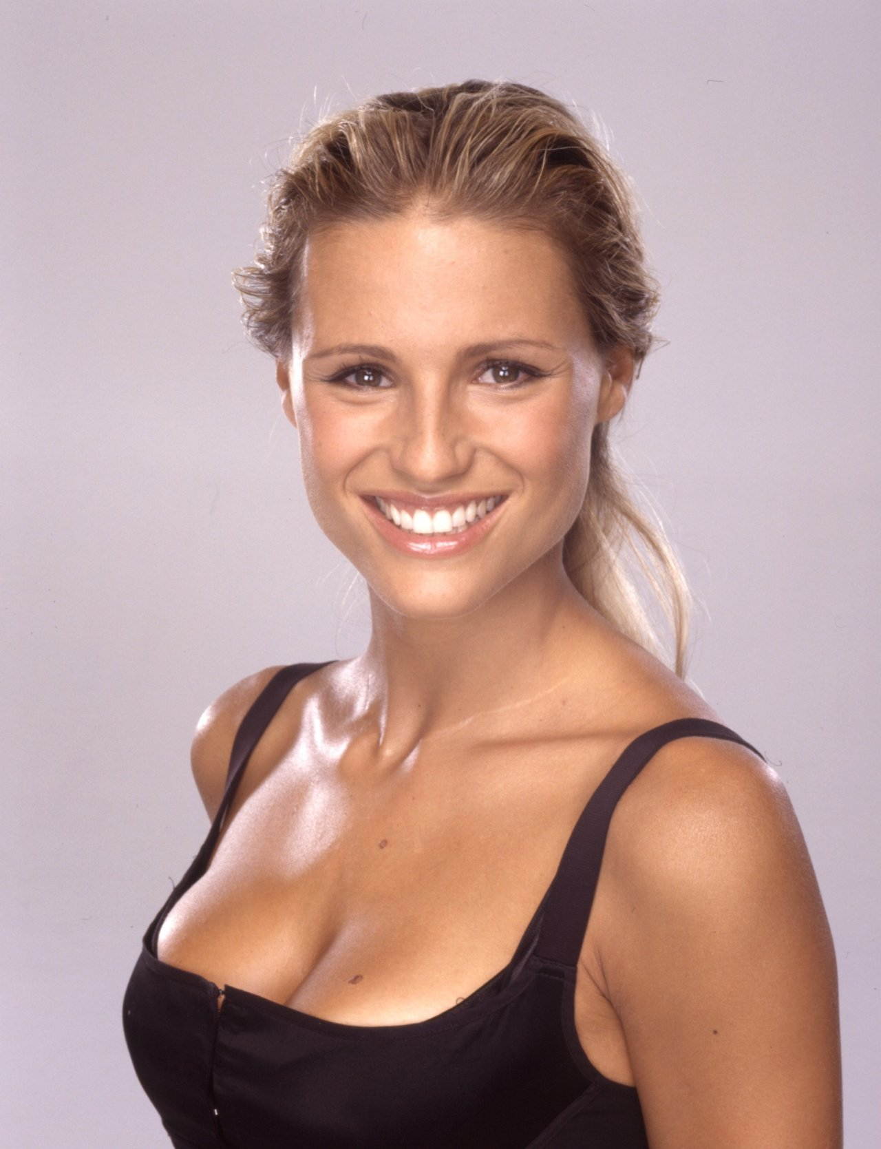Michelle Hunziker wall...