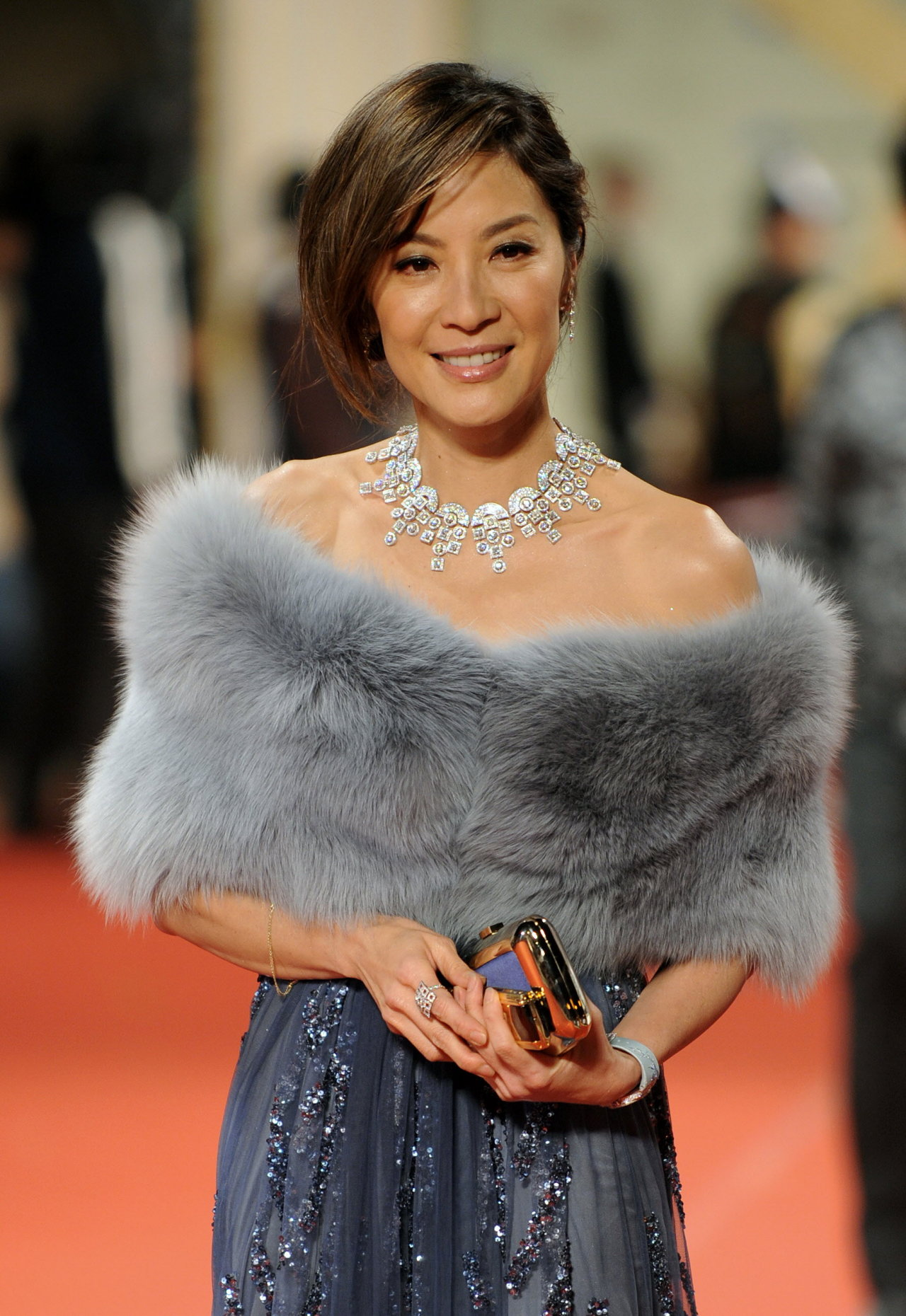 michelle yeoh discovery