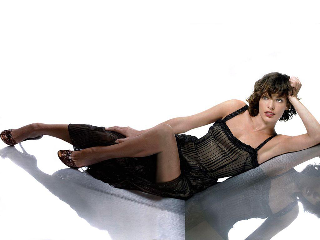 Milla Jovovich - Images Wallpaper